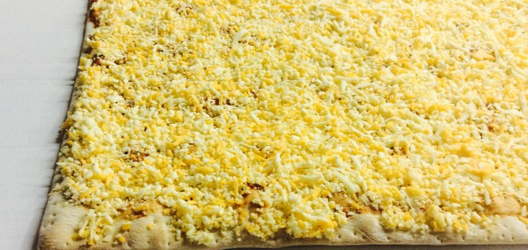 4-cheese pizza