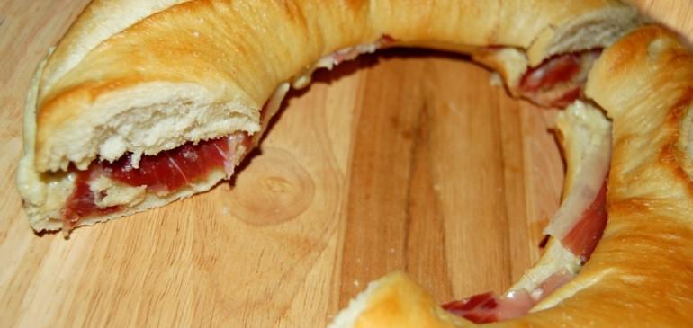 Serrana sandwich