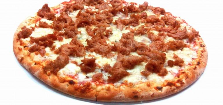 Pizzas 23 Cms. Atún Y Queso